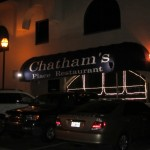 Chatham's Place outside